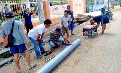 Layani Kebutuhan Air Bersih Warga, Pemkot Bima Optimalisasi Jaringan Pipa
