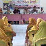 PKBM Ihsan Gelar Pelatihan Peningkatan Kualitas Hidup Perempuan