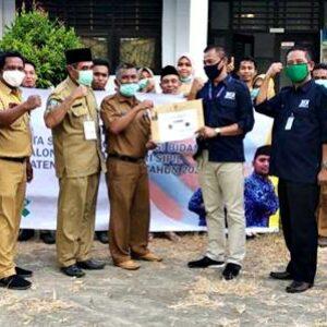 SKB CPNS Kabupaten Bima Selesai, Hasilnya Diumumkan Bulan Oktober