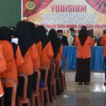 182 Mahasiswa STISIP Angkatan XLII Diyudisium