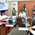 Sekda Pimpin Rapat Forum Komunikasi Para Pemangku Kepentingan Utama