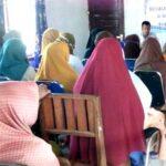 DP3P2KB Bima Sosialisasi Penanganan Stunting di Desa Rada