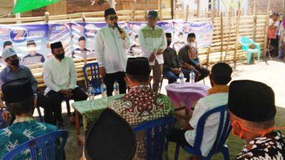 Pertemuan Terbatas di Ntori Wawo, Syafa'ad Jawab Keresahan Warga Soal Pupuk