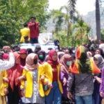 Demonstrasi, Seluruh BEM di Bima Tolak Omnibus Law