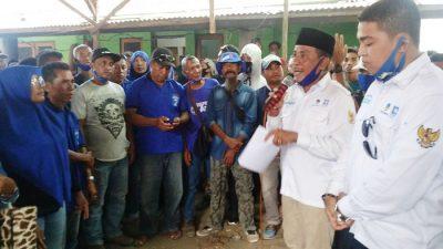 Kecamatan Ambalawi Jadi Pelengkap Kemenangan Paslon Syafa'ad