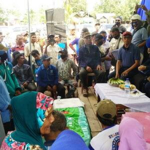 Syafru - Ady Terpilih, Petani dan Peternak di Monta Dibantu Rp 100 Miliar