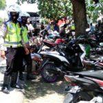 Hari Pertama Operasi Zebra Rinjani, Polisi Tilang 16 Pengendara
