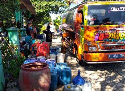 Yayasan KADAR Indonesia Bantu Kebutuhan Air Bersih ke Kabupaten Boyolali