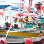 Walikota Bima Buka Lomba Perahu Hias