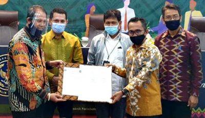 Pengembangan Sumberdaya, Walikota Bima dan Direktur Politeknik Pariwisata Lombok Teken MoU