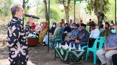 Wawali Bima Letakan Batu Pertama Pembangunan Rumah Quran Muhammadiyah