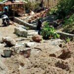 Pekerjaan Revitalisasi Drainase di Madawau Diduga Abaikan Kualitas