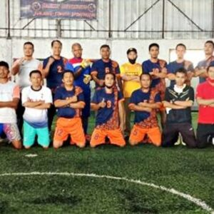 Sambut HUT ke-75 HGN, Dinas Dikbud Buka Turnament Futsal