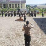 Pengamanan Unjuk Rasa di Bima, 342 Personil TNI-Polri Diturunkan