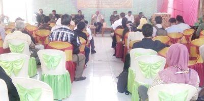 Posyandu Keluarga Terintegrasi Desa Monggo Diluncurkan