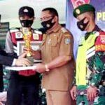 Pemdes Leu Raih Juara 1 Lomba Kampung Sehat
