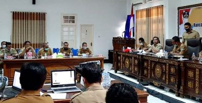 Bappeda Litbang Kota Bima Gelar Musrenbang Perubahan RPJMD