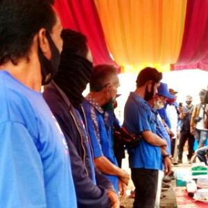 Syafa'ad Kukuhkan1.472 Tim Pemenangan Kecamatan Belo
