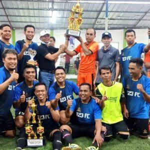 Final Futsal Dikbud Cup 2020, SMP Gabungan Menang Drama Adu Penalti