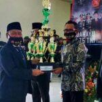 Walikota Bima Hadiri Tasyakuran HUT TNI di Korem 163/Wira Bhakti