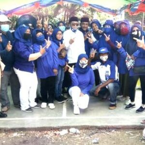 Blusukan di Bajo, Syafru-Ady Dipanggil Bupati dan Wakil Bupati Bima