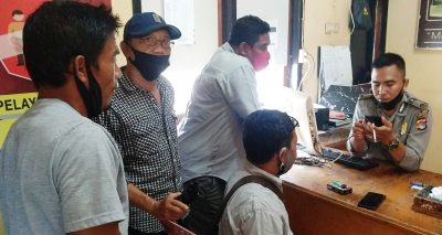 Proposal Bodong, Ketua PWI Bima Lapor Oknum Wartawan ke Polisi