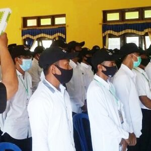95 Pengawas TPS Kecamatan Bolo Dilantik