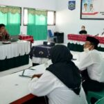 SMKN 3 Kota Bima Jadi Tuan Rumah Kegiatan Evaluasi Kinerja Kepala Tata Usaha