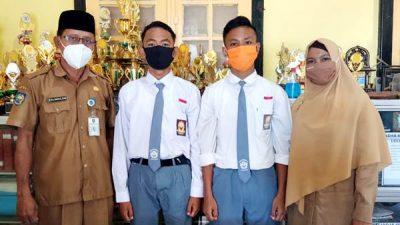 Di Tengah Pandemi, SMAN 3 Sukses Selenggarakan Pemilihan Ketua OSIS
