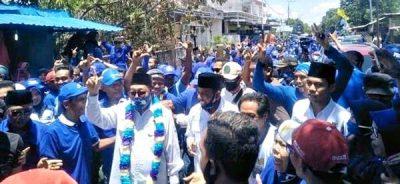 Syafru-Ady Bakal Bangun Central Pemerintahan, Rumah Sakit Rujukan dan Pusat Bisnis di Woha