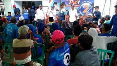 Syafru-Ady Menang, Kebutuhan Desa Bugis Akan Diprioritaskan