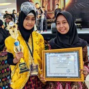 Hebat, Siswa SMKN 3 Kota Bima Juara I Lomba PIK-R Tingkat Provinsi NTB