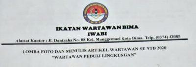 Organisasi IWABI Pemilik Proposal Bodong tidak Terdaftar di Bakesbangpol