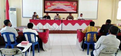 Debat Paslon Pilkada Bima, 350 Aparat Gabungan Disiagakan