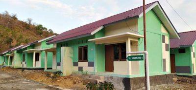 Akhir Tahun 2020, 50 Rumah NSD Mulai Dihuni