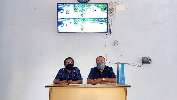 Tingkatkan Pelayanan Publik, Dinas Kominfo Pasang CCTV di 3 Lokasi