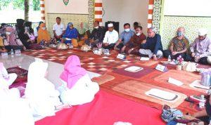 Purna Tugas, Kepsek SDN 40 Resmikan Mushola Mar'ah dan Gelar Acara Perpisahan