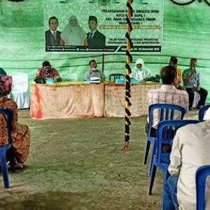 Wakil Rakyat Reses di Kelurahan Rabangodu Selatan
