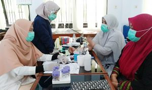 Virus Corona, 23 Anggota DPRD Kota Bima Dirapid Test