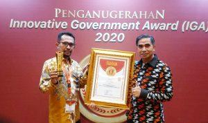 Kota Bima Terpilih Jadi Salah Satu Kota Sangat Inovatif di Indonesia