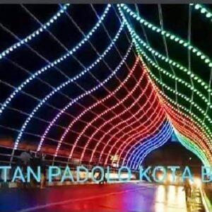 Info Hoax Lampu Jembatan Padolo Dilapor Polisi