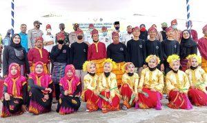 Dibantu Kemensos Rp 50 Juta, Sanggar Al Munawwarah Kelurahan Rite Gelar Pentas Seni