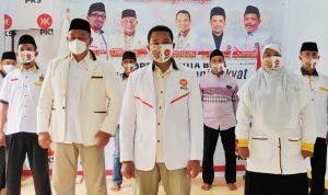Mahfud Kembali Nakhodai PKS Kota Bima