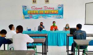 Faslilitasi Alumni Masuk Dunia Usaha, SMKN 4 Gelar Job Matching