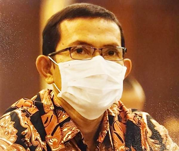 HL Sukarsana Dipercaya Jadi Plt Kepala DPPPA dan Tajudin Plt Sekwan