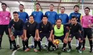 Final Futsal Korpri Cup 2020, Sekretariat DPRD Menang Drama Adu Penalti