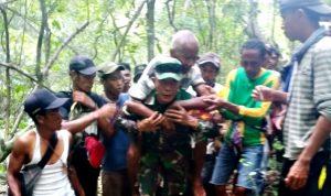 3 Hari Hilang, Warga Pandai Akhirnya Ditemukan di Tengah Hutan