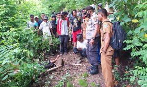 Warga Wawo Ditemukan Meninggal di Area Perkebunan