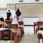 Sekolah Tatap Muka di SDN Inpres Cenggu Berjalan Lancar