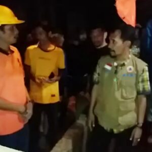 Kelurahan Direndam Banjir, Walikota Turun Tinjau